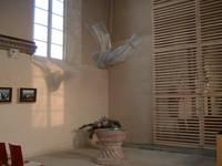 Dauerausstellung Taufengel von Thomas Leu
