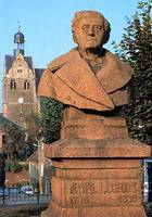 Carl Loewe Büste