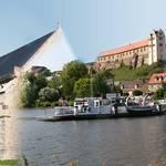 Stadt Wettin - Collage