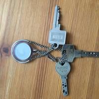 Schlüsselbund in Merbitz gefunden